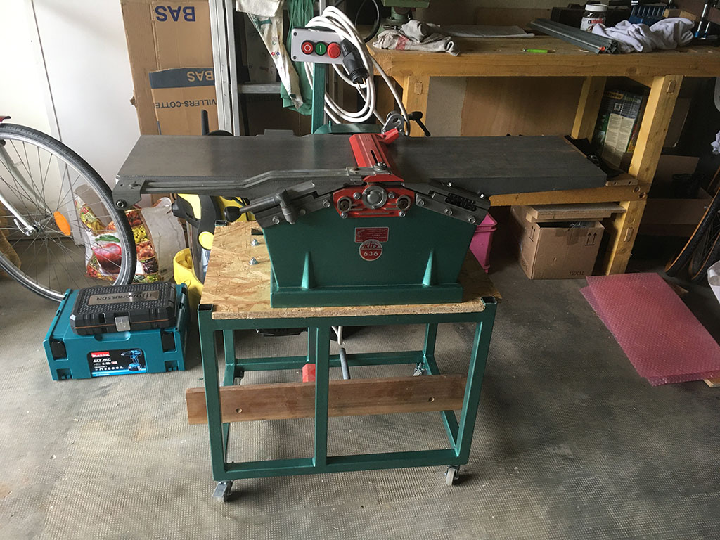 Rénovation d'une kity 636... qui dure ! Img_1514