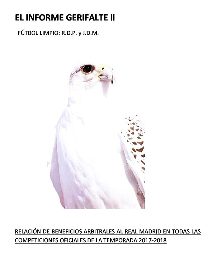 EL INFORME GERIFALTE ll 111