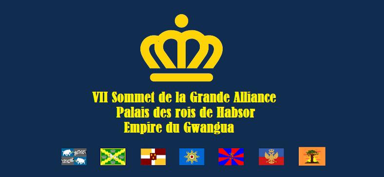 Acte Fondateur du Centre de Coopération Spatiale de la Grande Alliance Sommet11