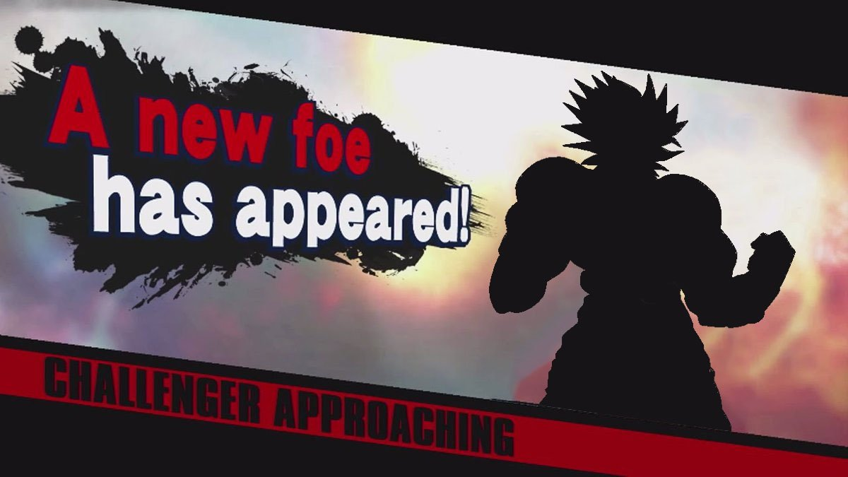 Broly Confirmed for Super Smash Bros Ultimate Img_2011
