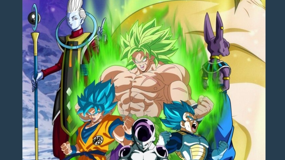 Third Dragon Ball Super: Broly Movie Trailer Img_2012