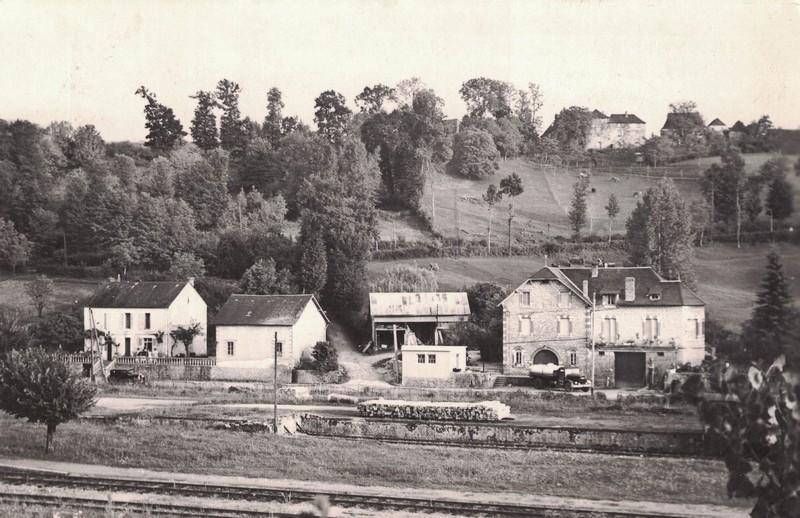 Résolu : une gare oubliée ... AYEN-JUILLAC (Corrèze) Quizz-15