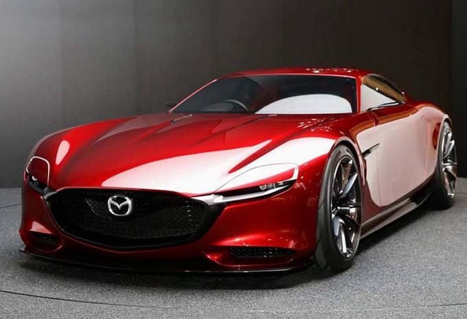 Mazda : le retour imminent du moteur rotatif dans un coupé  Mazda10