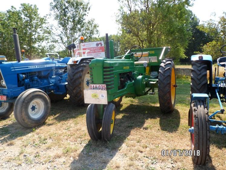 """* """"Les Tracteurs anciens (agricole)"""" - Page 2 Sam_4733"""