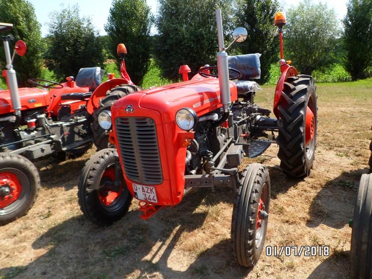 """* """"Les Tracteurs anciens (agricole)"""" - Page 2 Sam_4833"""