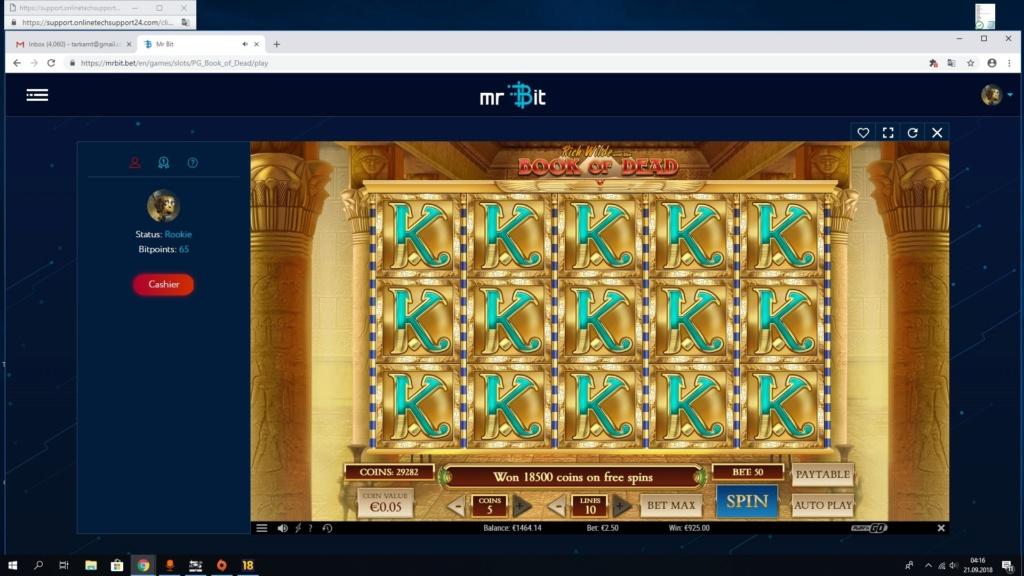 Screenshoty naszych wygranych (minimum 200zł - 50 euro) - kasyno - Page 14 Boooko10
