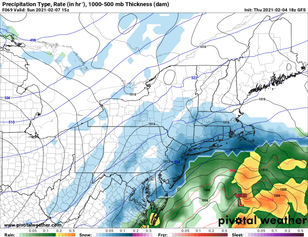 Possible Winter Storm - Super Bowl Sunday - Page 6 Pratep18