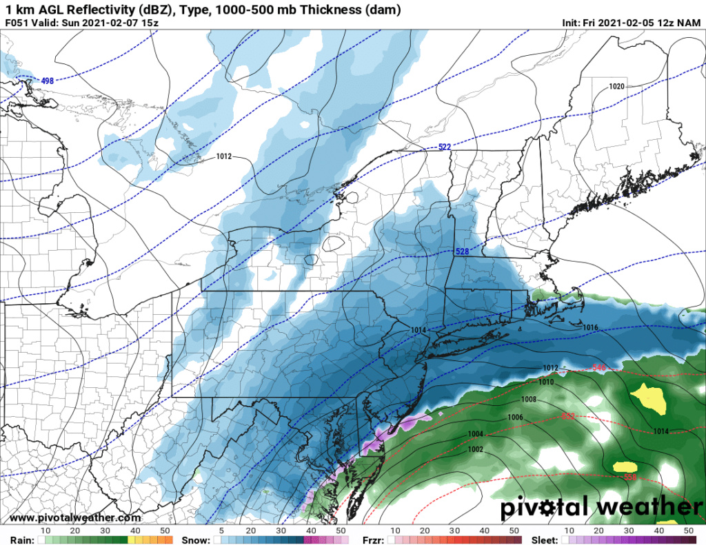Possible Winter Storm - Super Bowl Sunday - Page 8 Ref1km11