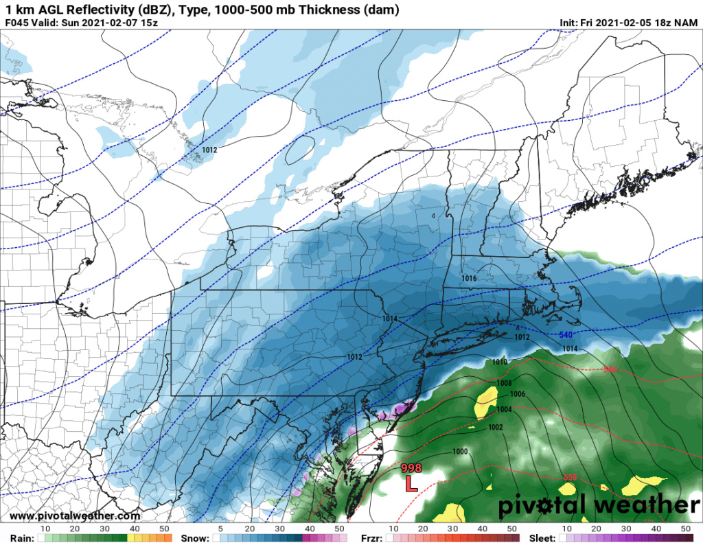 Possible Winter Storm - Super Bowl Sunday - Page 10 Ref1km12