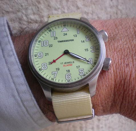 Votre montre du jour - Page 20 Timeke12