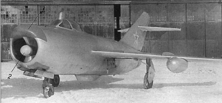 РП-1 «Изумруд» - РЛС перехвата и прицеливания 00-1a11
