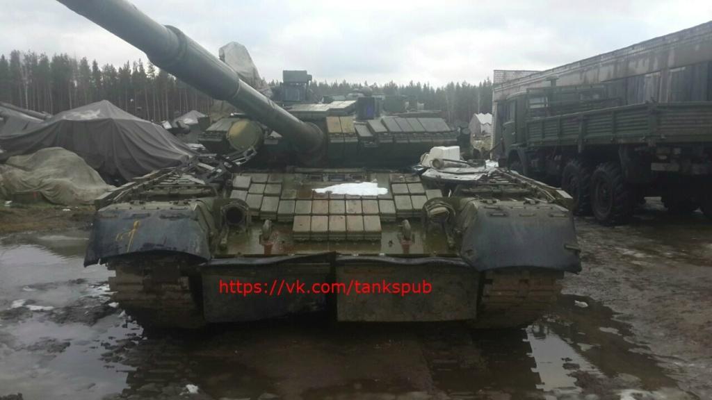 Т-80УК («Объект 630А») - командирский танк 00-4113