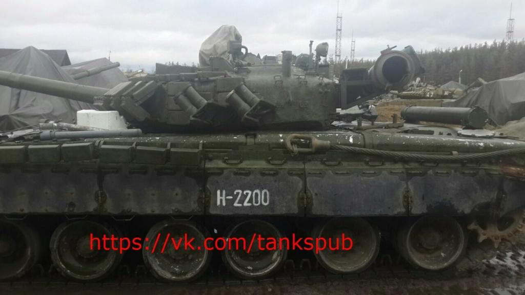 Т-80УК («Объект 630А») - командирский танк 00-513