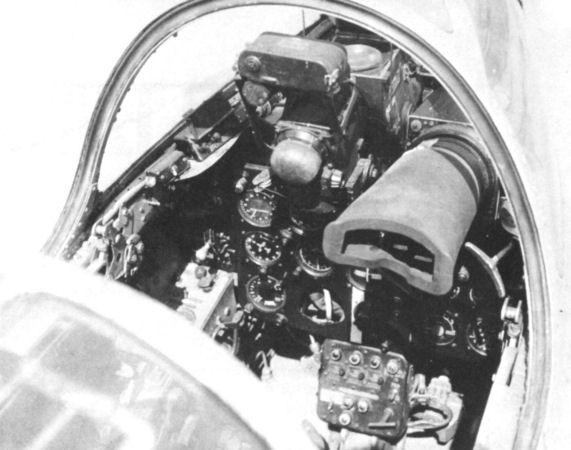 РП-1 «Изумруд» - РЛС перехвата и прицеливания 00-i411