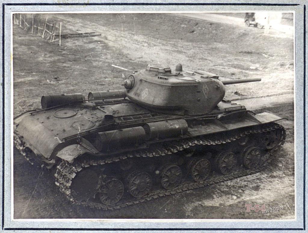 КВ-1c - тяжёлый танк 0024