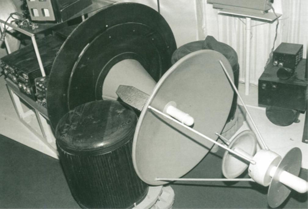 РП-6 «Сокол» - РЛС перехвата и прицеливания 115