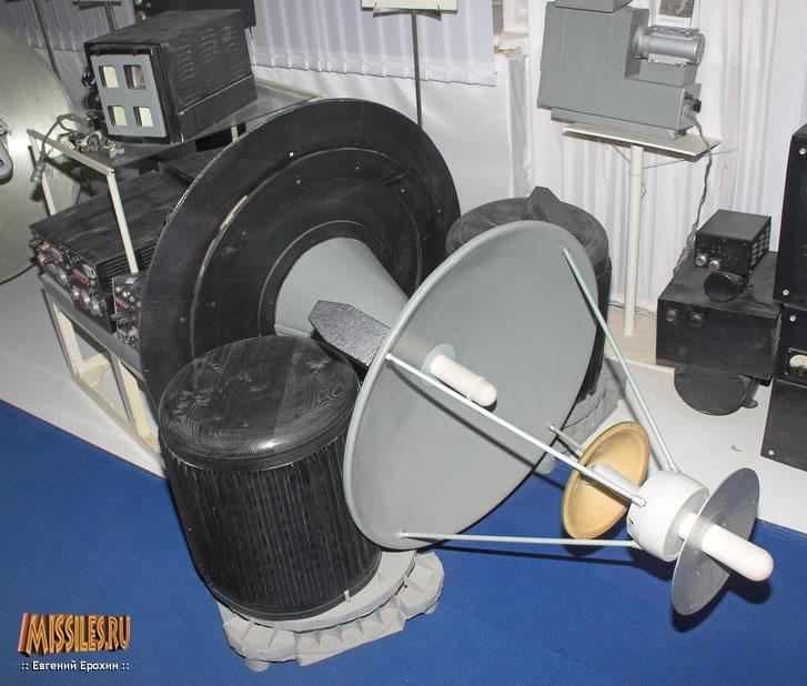 РП-6 «Сокол» - РЛС перехвата и прицеливания Faz1610