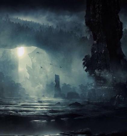 [Netherworld] Intruders in the dark F1135110