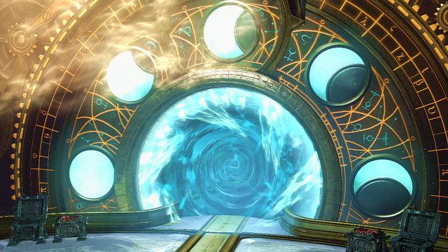 [Tomorrow's Earth] Chapitre I: Arrival Nexus11