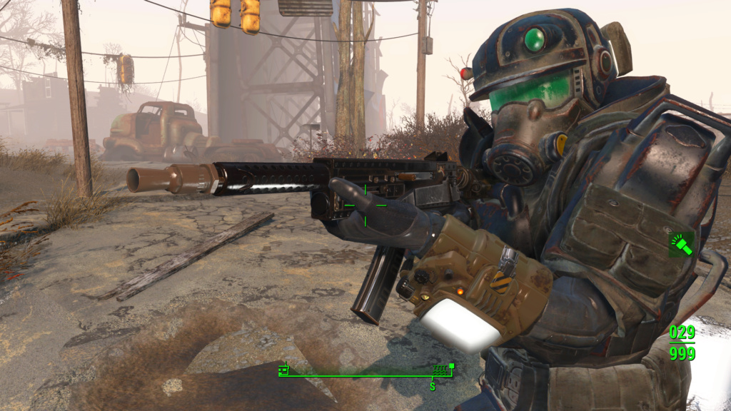 Fallout 76 10 mm SMG port to Fallout 4 Screen13