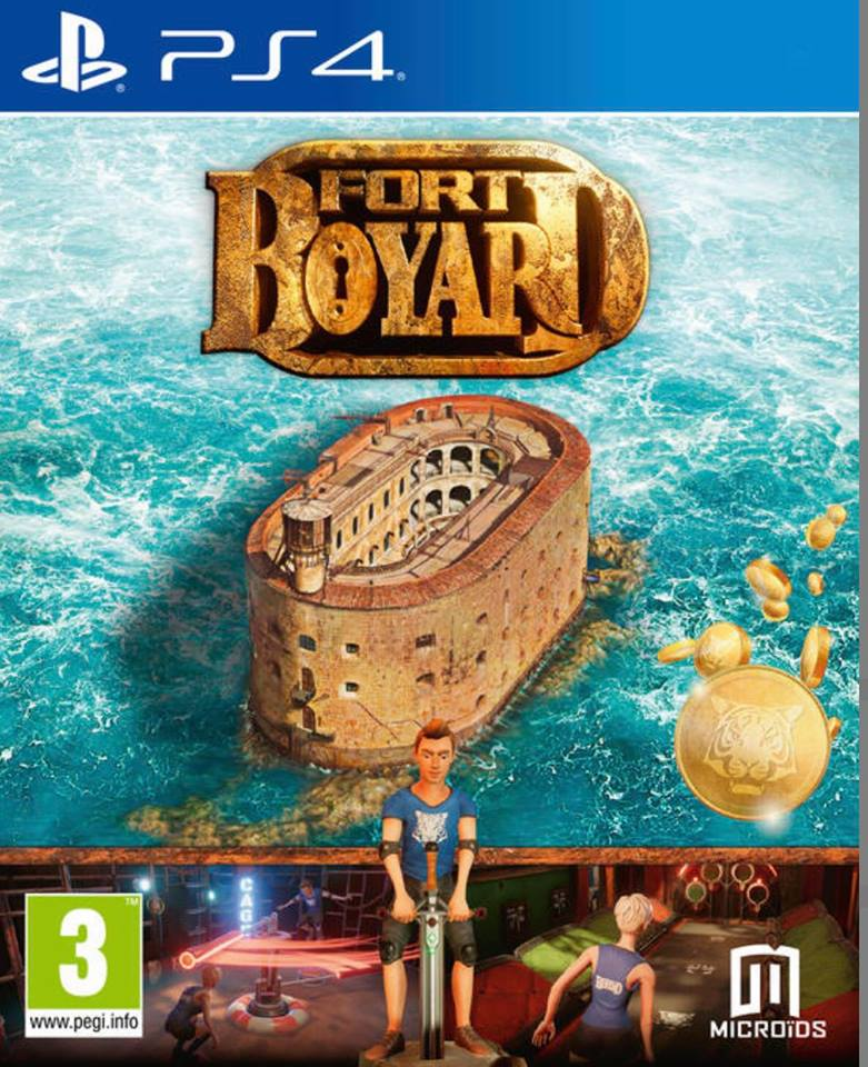 Jeu vidéo Fort Boyard de Microïds - PC/Switch/PS4/Xbox One - 2019 et 2020 56608810