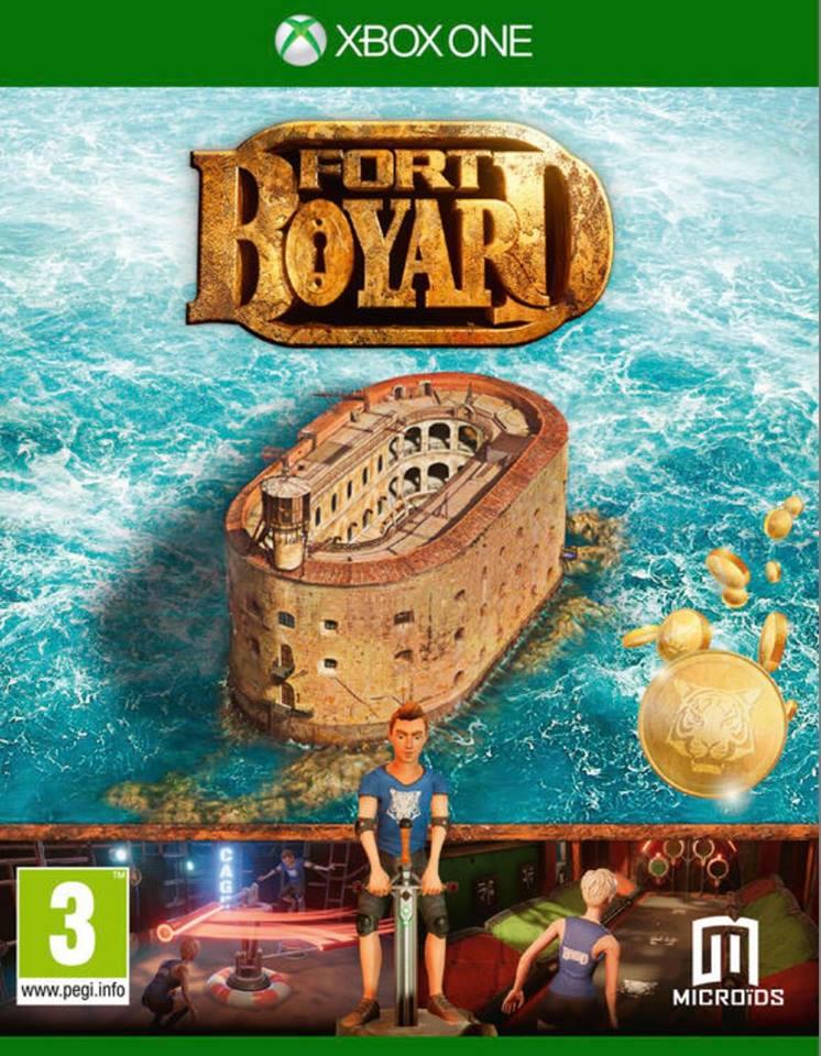 Jeu vidéo Fort Boyard de Microïds - PC/Switch/PS4/Xbox One - 2019 et 2020 56706110