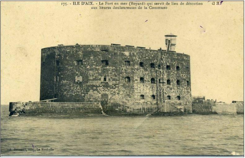 Photos anciennes du Fort Boyard - Page 2 58673910