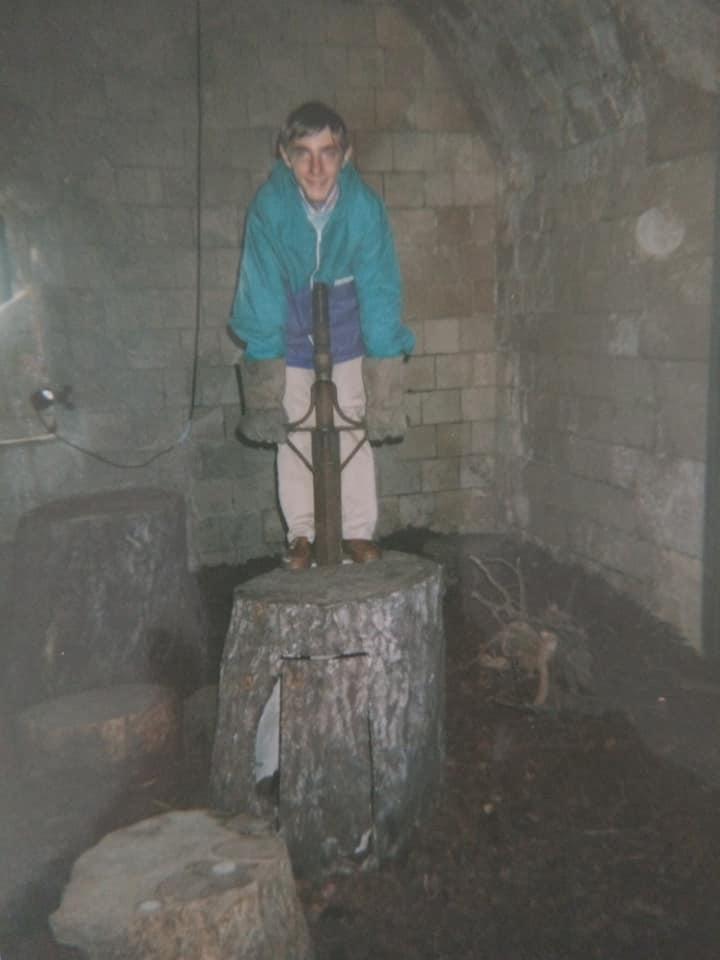 Photos anciennes du Fort Boyard - Page 3 67826311