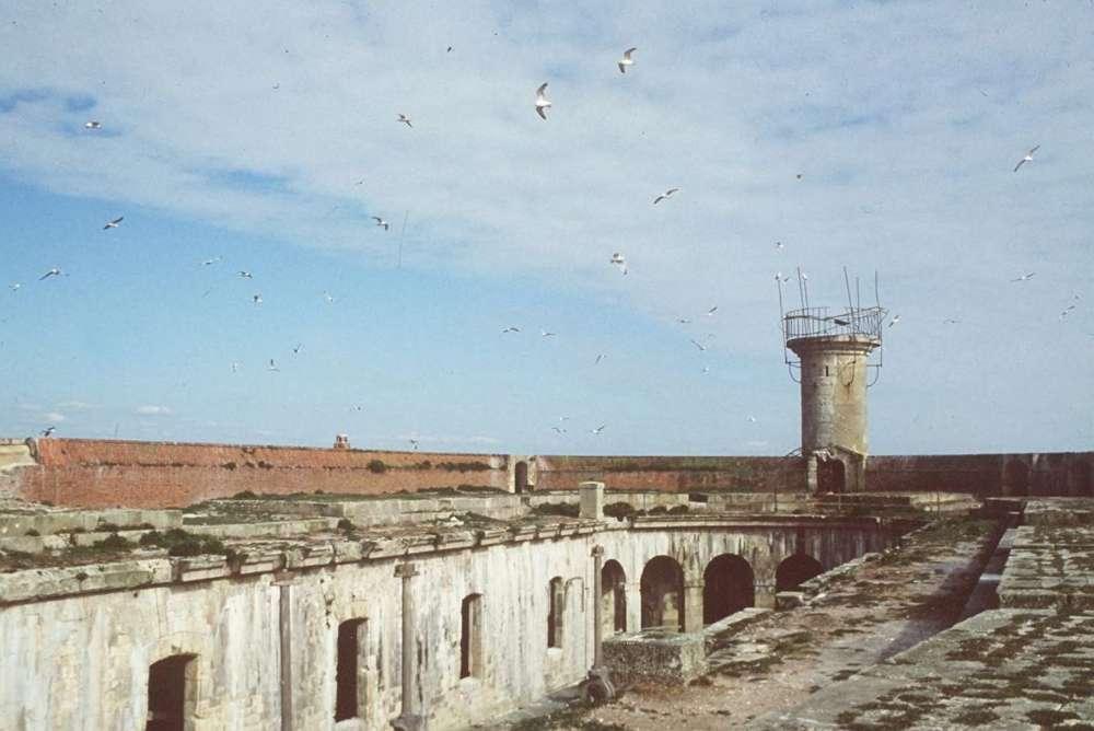 Photos anciennes du Fort Boyard Fort-b14