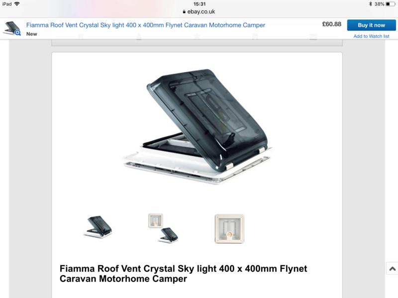 Roof lights 15345111