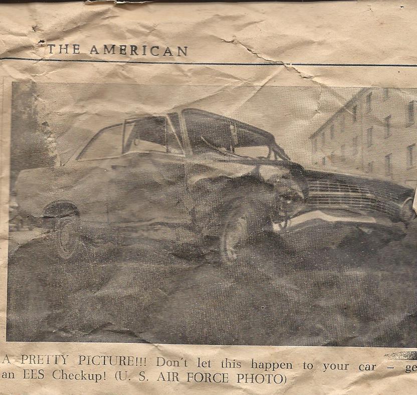 BMW  1976 2002  demolished  Birken10