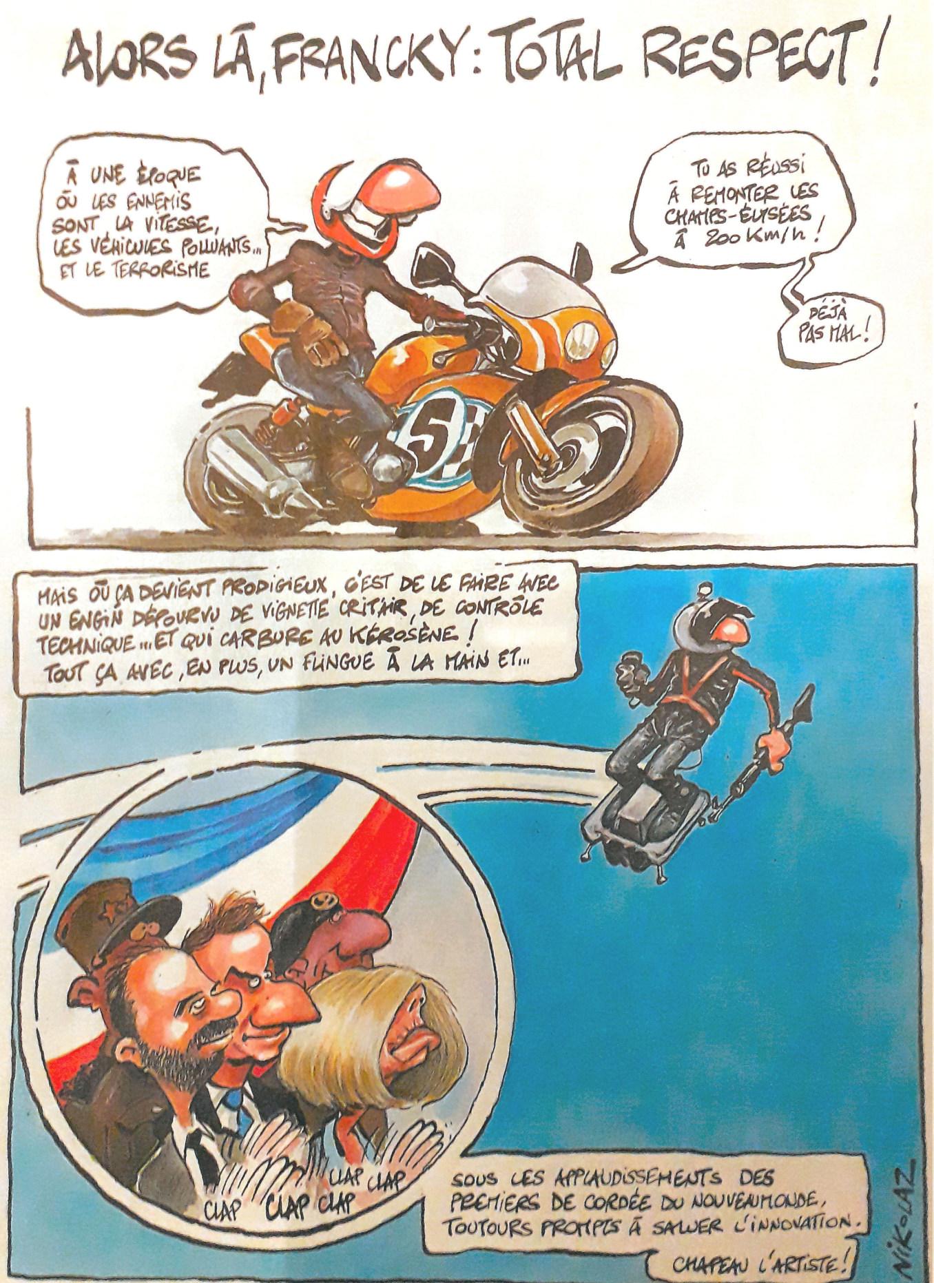 Humour en image du Forum Passion-Harley  ... - Page 11 Zapata13
