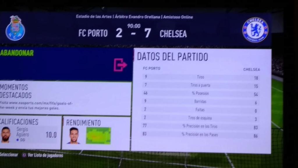[FECHA 2] Chelsea - Porto 91a40310