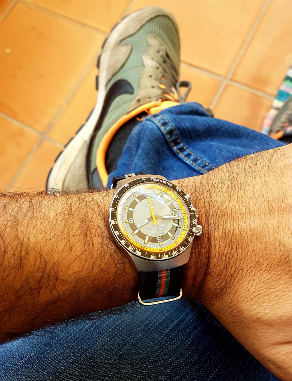 Relojes y calzado 20180810