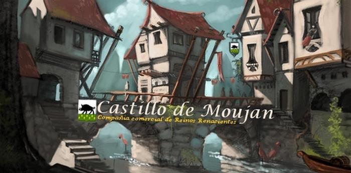 Castillo de Moujan
