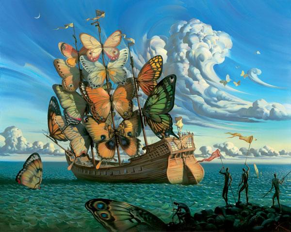 Hissez les papillons Vladim10