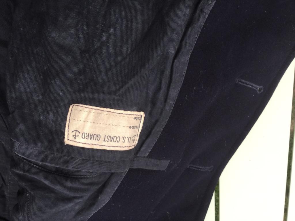 Caban USN/CG WWII  37b41d10