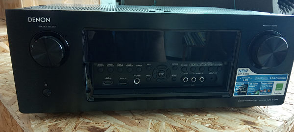 Denon AVR-X4000 7.2-Channel A/V Receiver (used) Img_2010