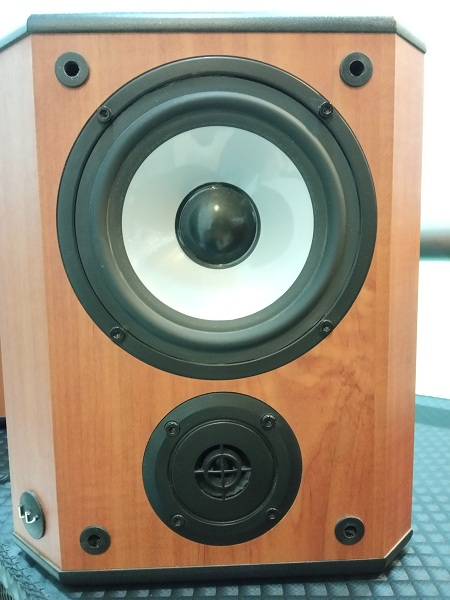 Wharfedale WH-20 Bipolar Surround Speaker  (Used) Img_2011
