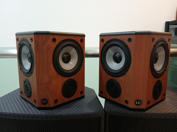 Wharfedale WH-20 Bipolar Surround Speaker  (Used) Img_2012