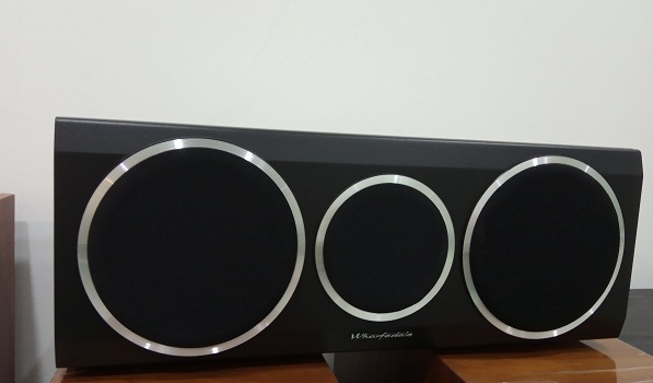Wharfedale Diamond 101C Center Speaker (Used)(Sold) Img_2029