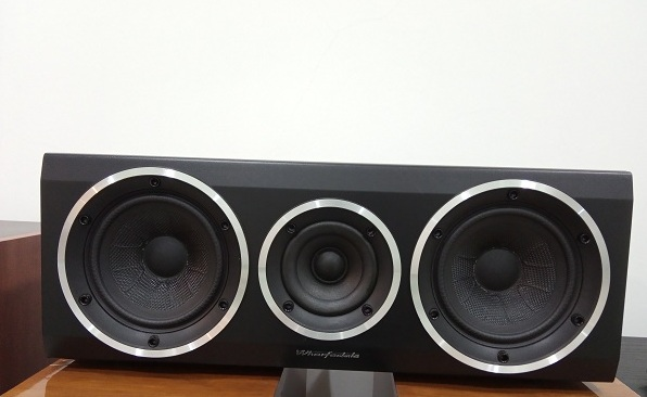 Wharfedale Diamond 101C Center Speaker (Used)(Sold) Img_2030