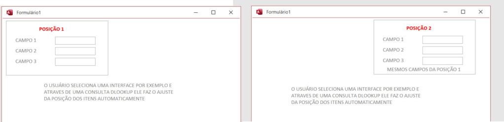 [Resolvido]Alterar localização do itens no formulário (caixa de texto, caixa de combinação) 2019-010