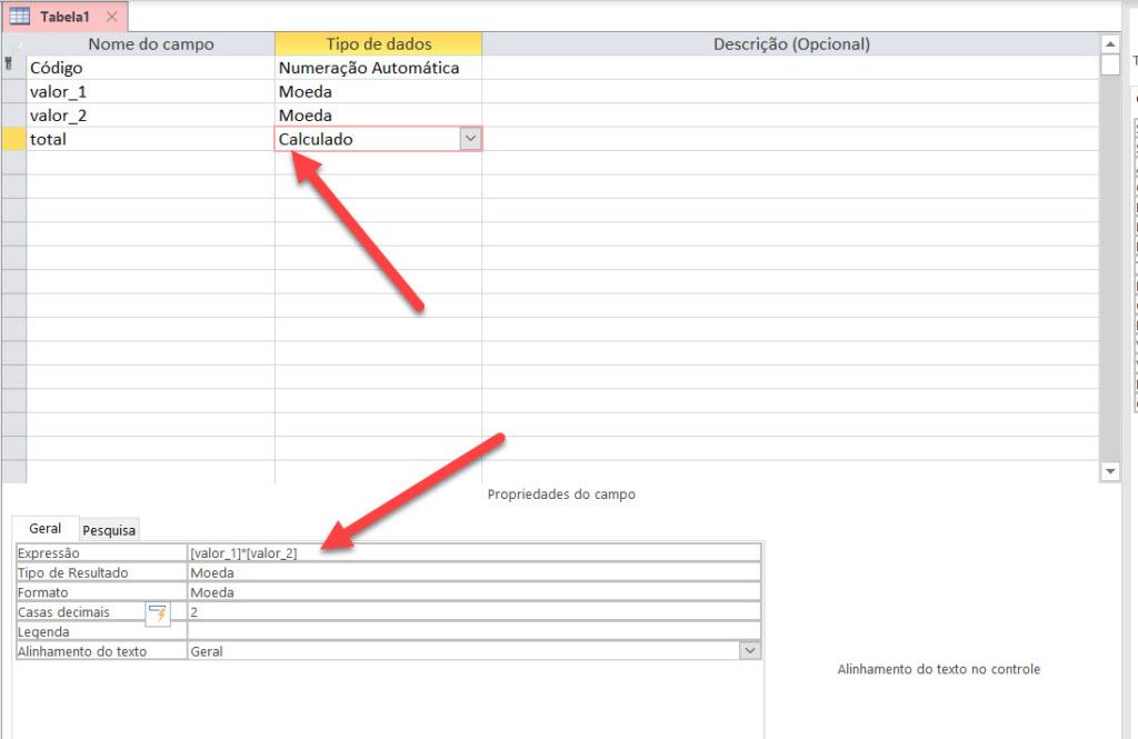 [Resolvido]Adicionar um campo em tabela via VBA Result10
