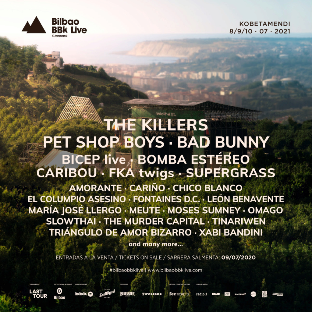 BBK LIVE 2021 8-9-10 julio: Killers, Bad Bunny y Pet Shop Boys dentro, ¿se cae Kendrick Lamar? Se viene el drama Unname10