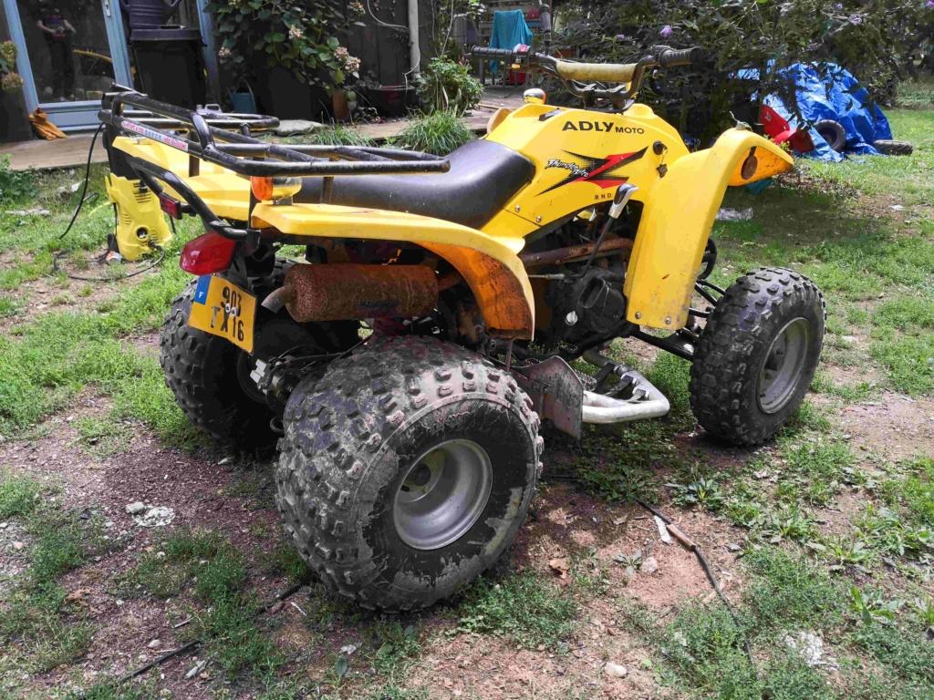 mon nouveau quad atv adly 150 a remettre en état Img_2053