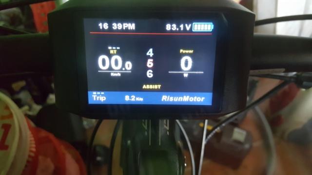 Proyecto fat bike 1500w 72v 20190134