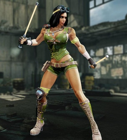 2 - Top 3 female characters from Video Games that should be made Orchid10