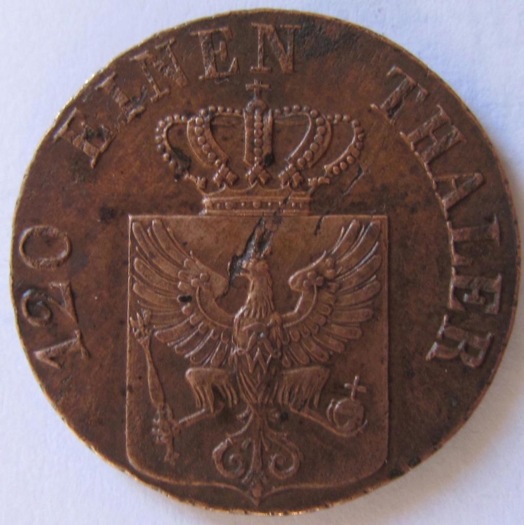 3 Pfenninge Prusia 1842 3_pfen14