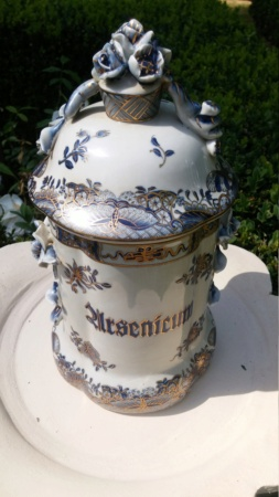 Apothecary arsenicum jar 20210614